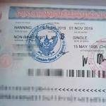 使馆人员手写改签证会在入境时关小黑屋吗