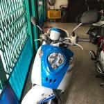 低价转让YAMAHA摩托车一部,二手区发不了只能在这发了