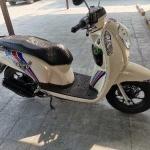 转让本田小龟摩托车