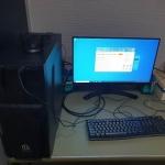 出售台式电脑i5-7400 GTX1070-8GB,15000泰铢