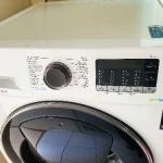 几乎全新三星滚筒洗衣机现低价出售