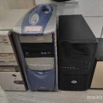 卖电脑主机4台和屏幕2台