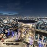王权云顶大厦 . 曼谷旅行必打卡