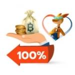 Roojai网上汽车保险100% 退款保证。