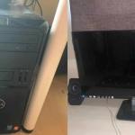 戴尔品牌机台式电脑