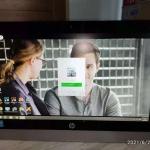 曼谷卖HP20一体电脑20寸
