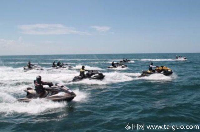 2017摩托艇世界杯大赛将在芭提雅举行