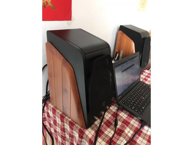 转让惠威(HiVi)M200MKIII有源音箱